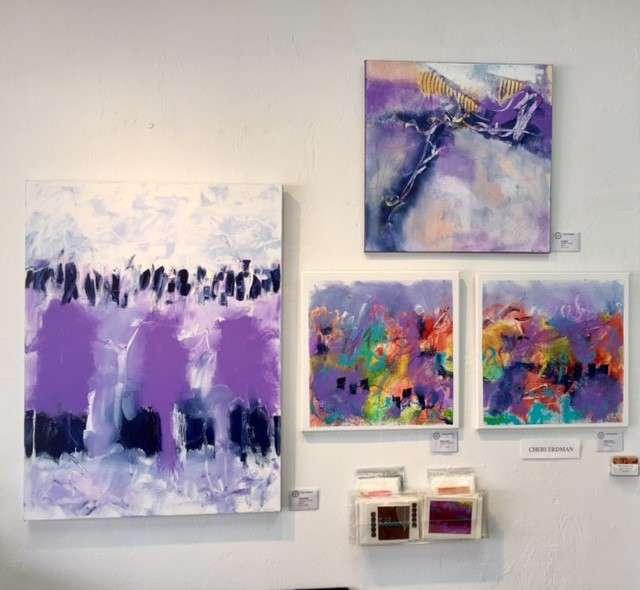 Hub Wall - Cheri Erdman