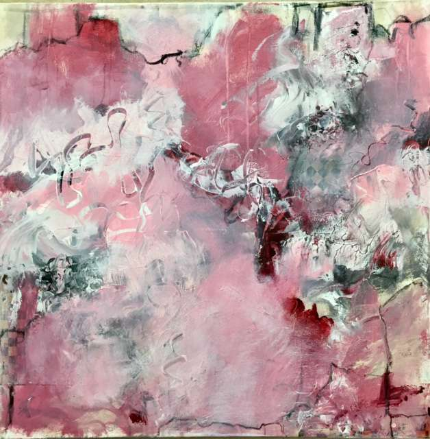 In A Crimson Mood - Cheri Erdman