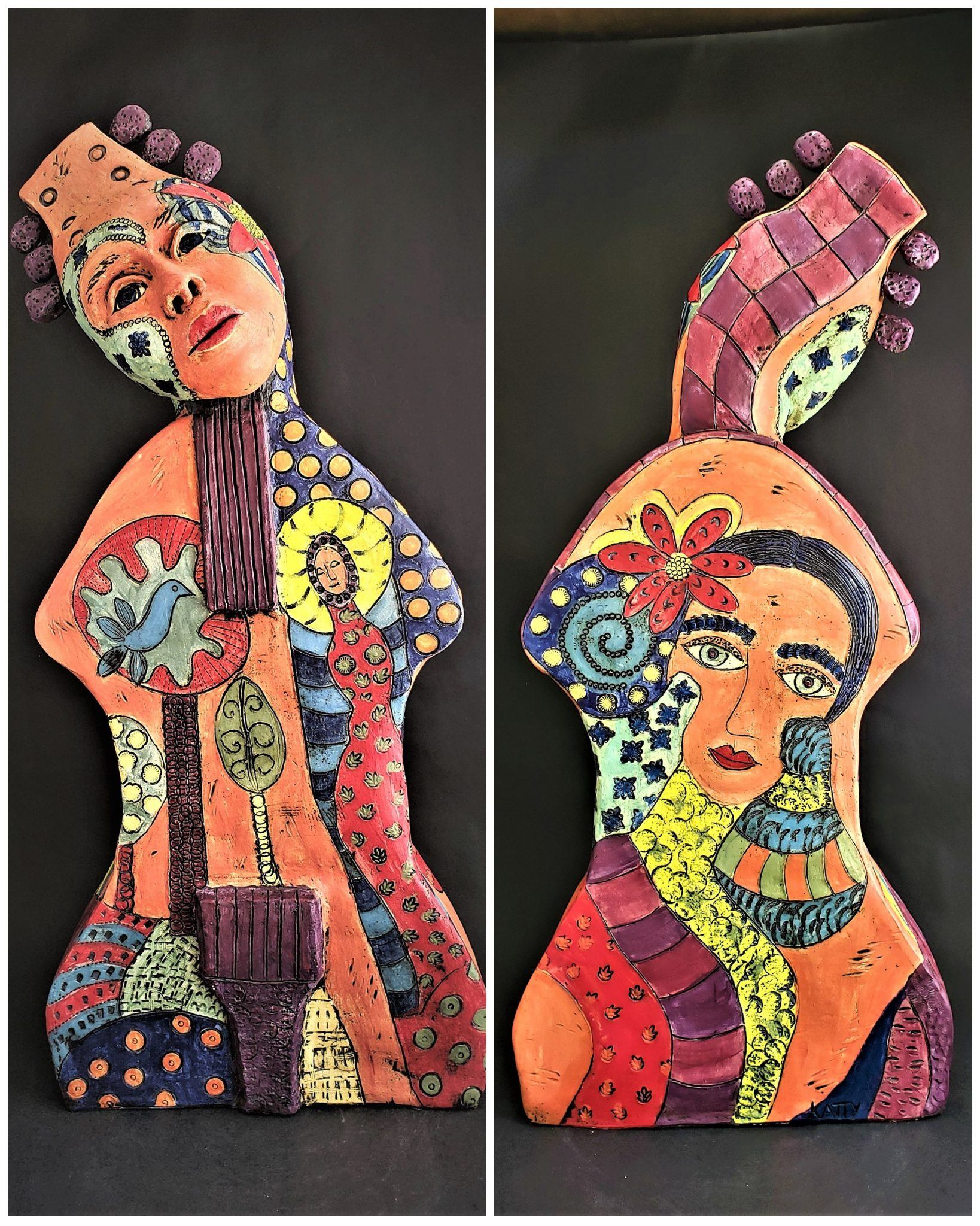 La Guiterra collage