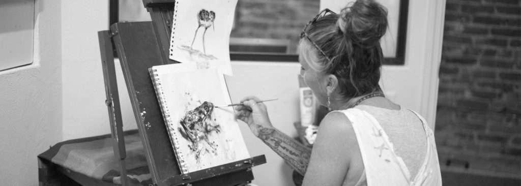 Become a Hub Artist