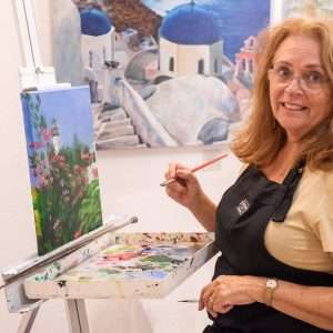Painting Foundations with Mary Gerlach