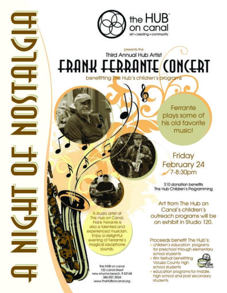 Frank Ferrante Fundraiser