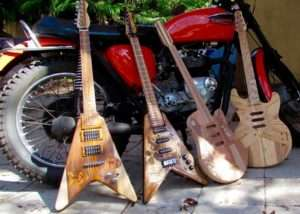 Joe Muni Guitars