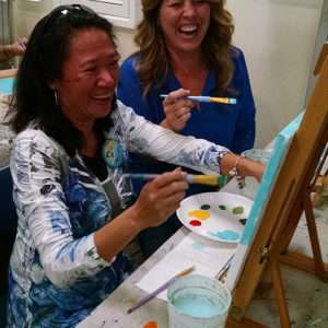 Acrylic Painting Fun with Heather Pastor