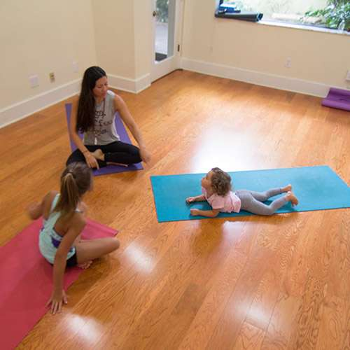 Yoga for Kids New Smyrna Beach