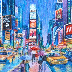 Times Square - Pamela Ramey Tatum