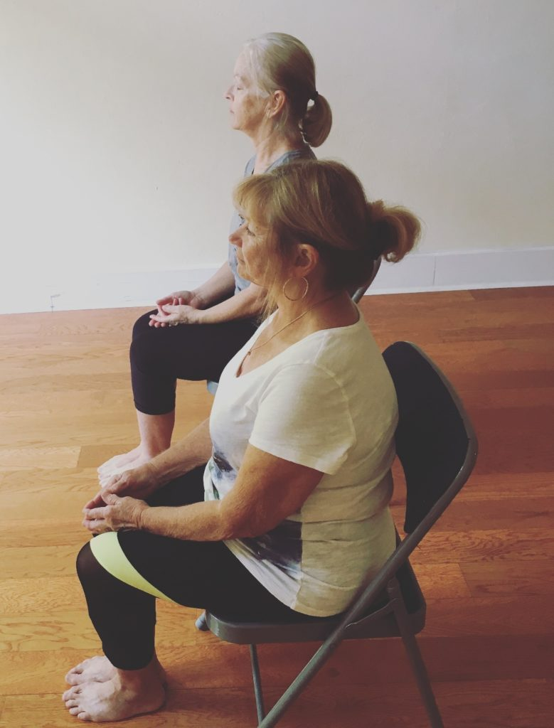 classes whole practice body the seniors for yoga chair