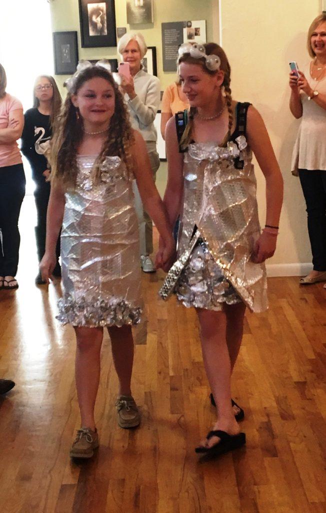Middle School Fashion Show 2017