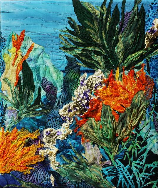 Linda Hoffmeister Fiber Art