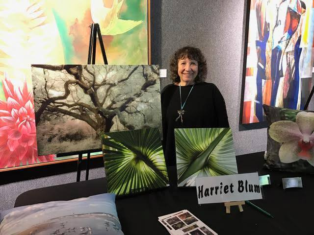 Hub artist Harriet Blum