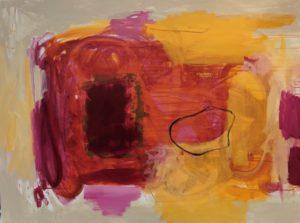 Artist Martha Jo Mahoney - On exhibit May 2017 at The Hub on Canal
