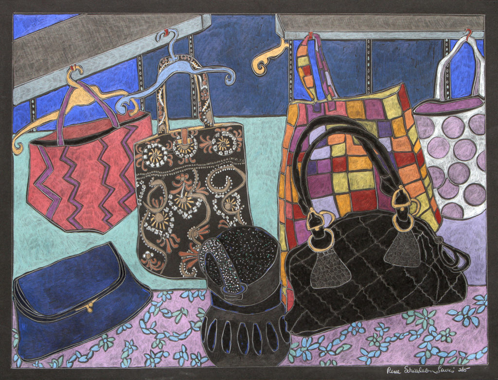 Bag Lady - Renee Lewis