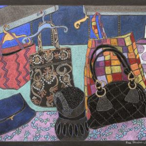 Bag Lady - Renee Lewis