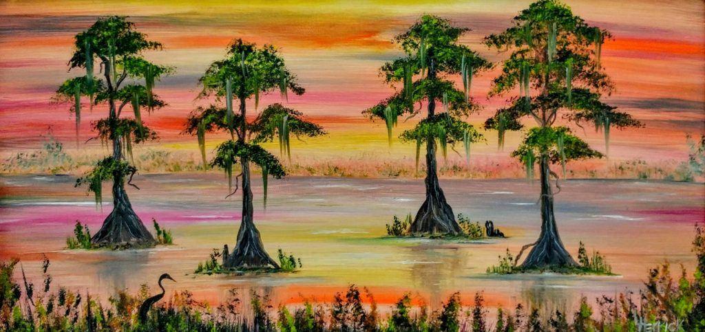 Lynn Herrick Cypress Sentinals