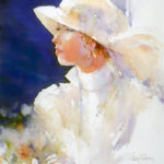 Lady in White - profile