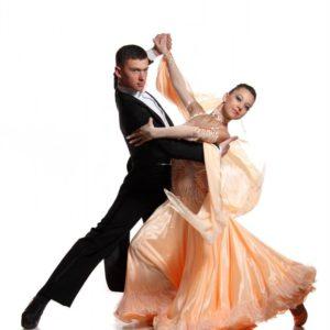 Tony & Renae Ballroom Dance Party