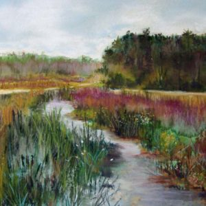 Carolyn Land Landscape Painting Class