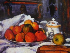 Cezanne - Elodie Richard