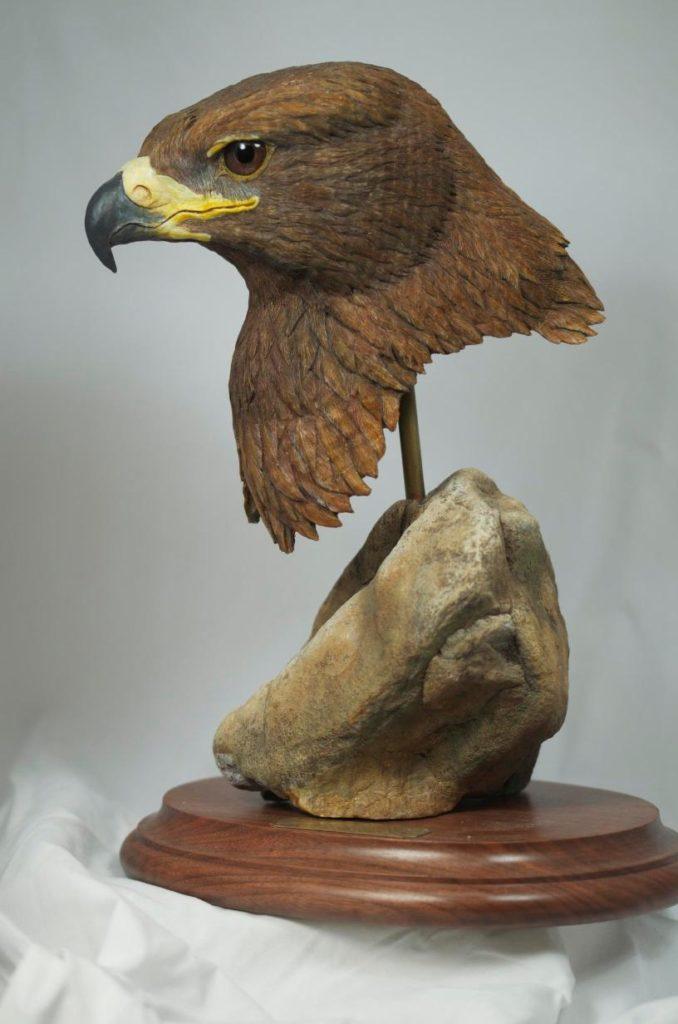 Tad Fyock Eagle