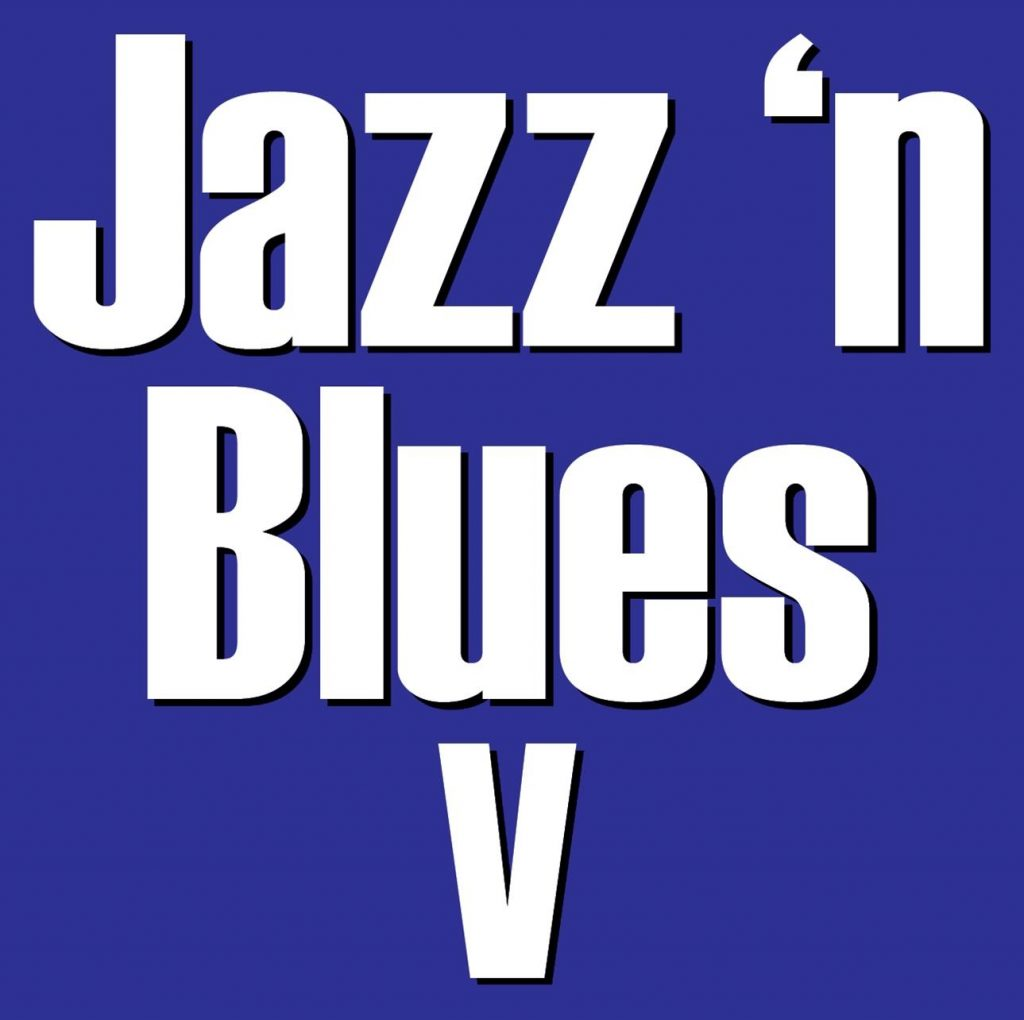 Jazz N Blues V text only