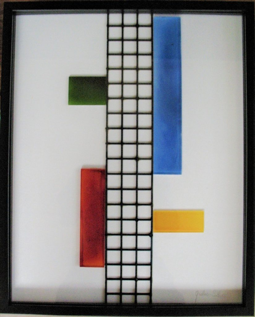 Jules Silver Chose you Muse Entry Homage to Piet Mondrian sm