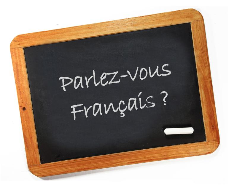 French Class - Diana Bardyn