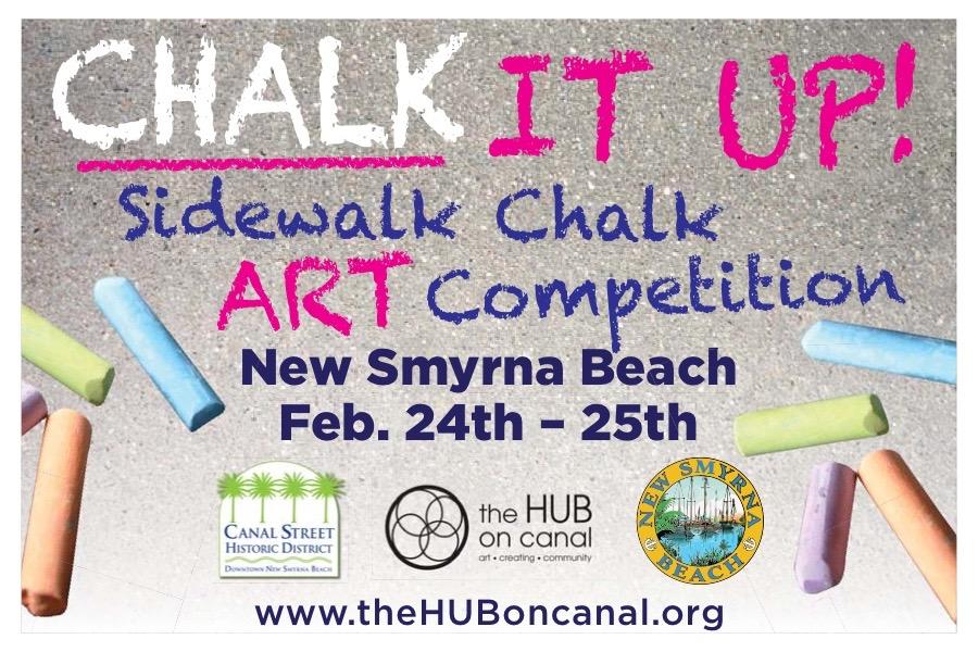 Chalk It Up! Sidewalk Chalk Art Competition