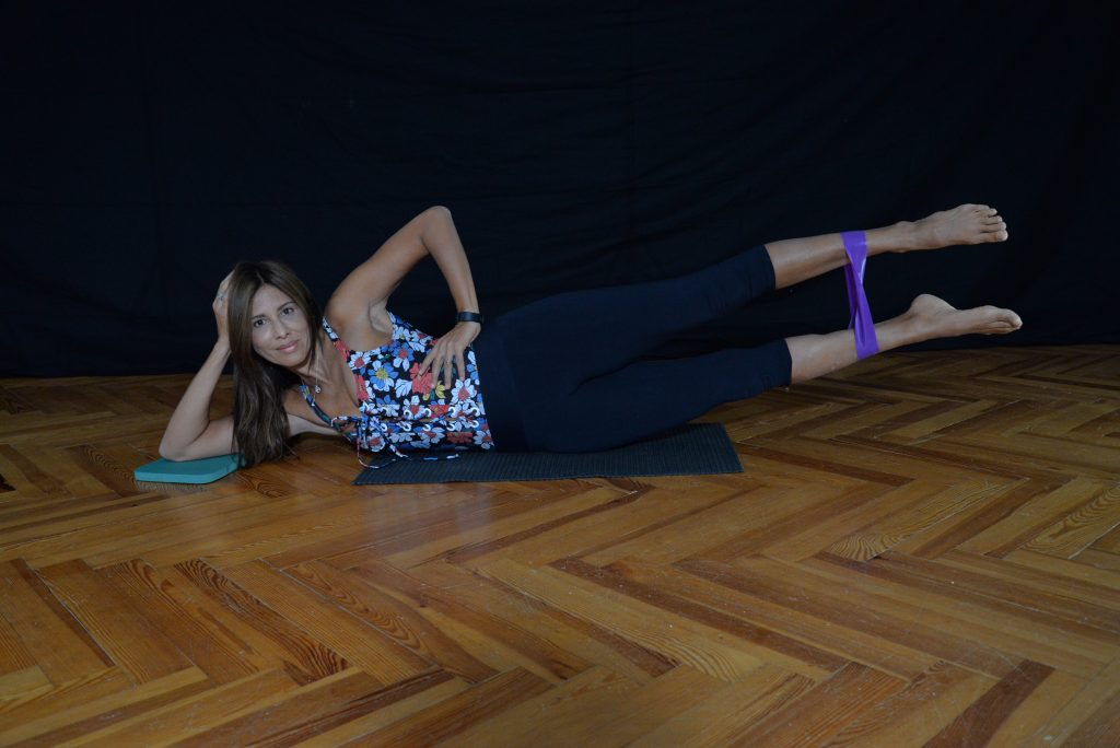 Pilates with Lucia 2