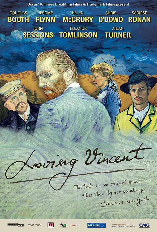 Loving Vincent Art in the Form of Film