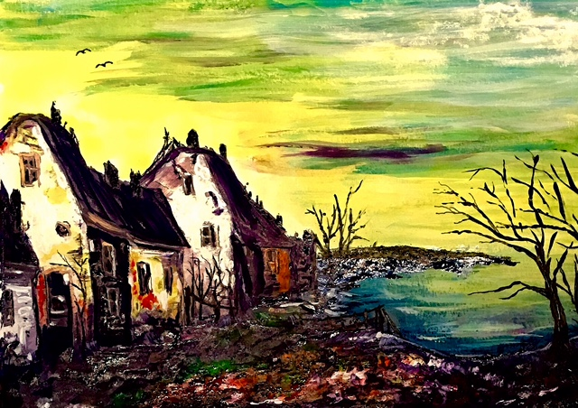 Forgotten Village - Cindy J Dennis