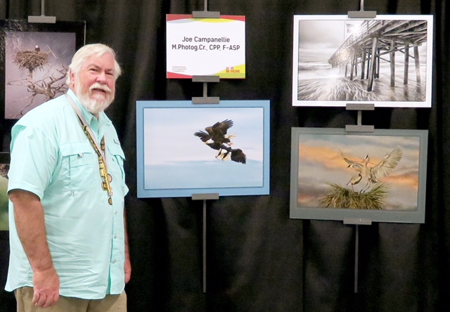 Joe Campanellie, Photographer