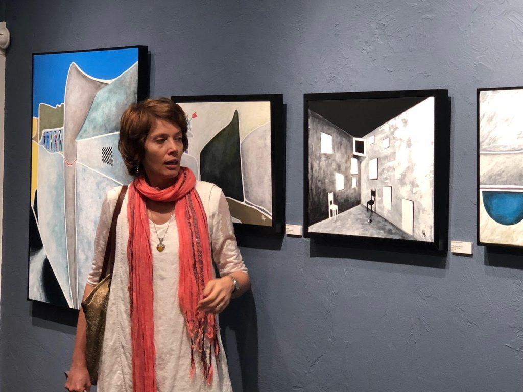 Christopher Goodfellow, Art Collector (Palm Beach Coast)