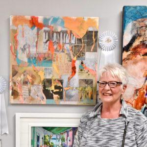 Cheri Erdman wins Rhonda Bigonet Award