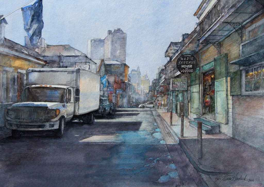 Good Morning Bourbon Street - Steve Hardock-1 (1)