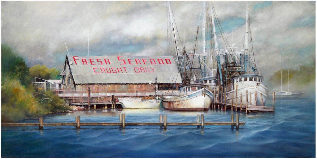 fegers seafood Steven Hardock
