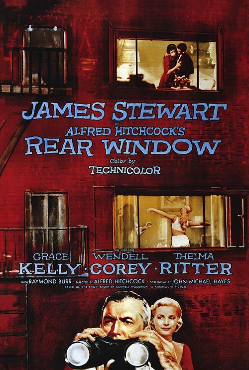Hitchcock Rear Window Paul Marino
