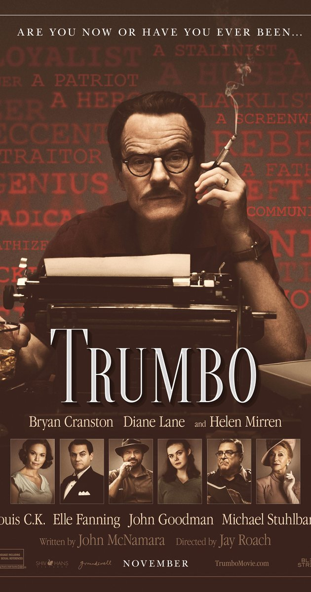 Art in the Form of Film: Trumbo