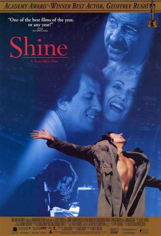 Art in the Form of Film: Shine