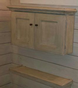 Gina Nelson Furniture Painting
