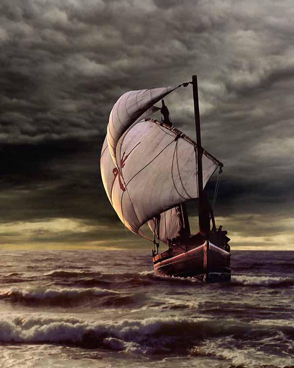 David Coleman Ahead of the Storm