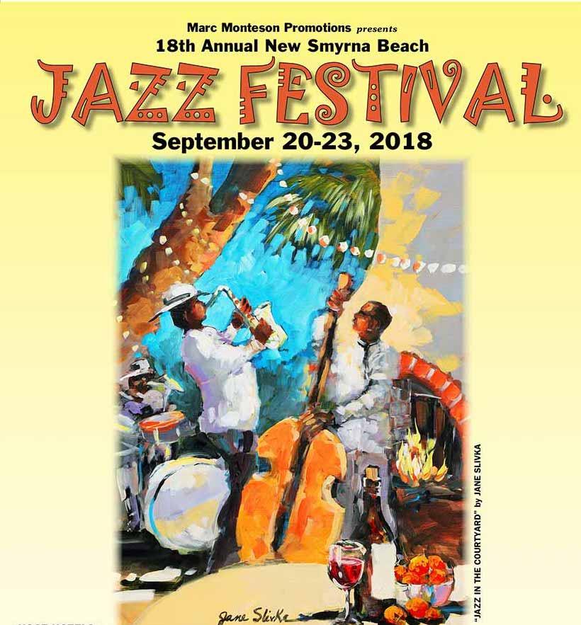 2018 NSB Jazz Festival