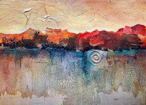 October Exhibit Image- Carolyn Land
