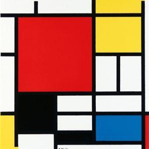 Mondrian Mimic the Masters