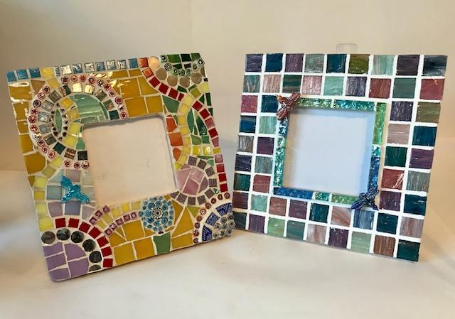 Vera Rekstad 2019 Mosaic Workshop image