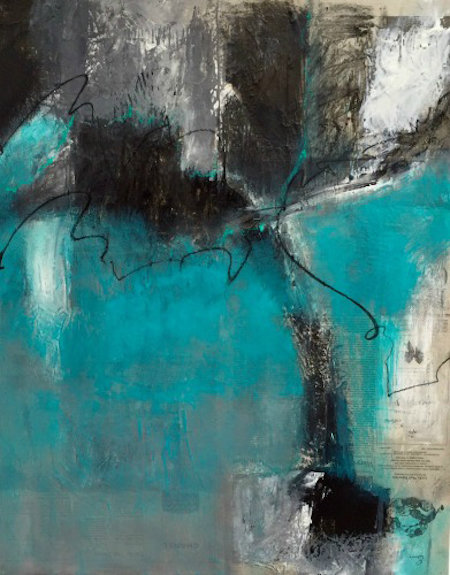 Abstract Expressionismcreate Your Inner Landscape With Cheri
