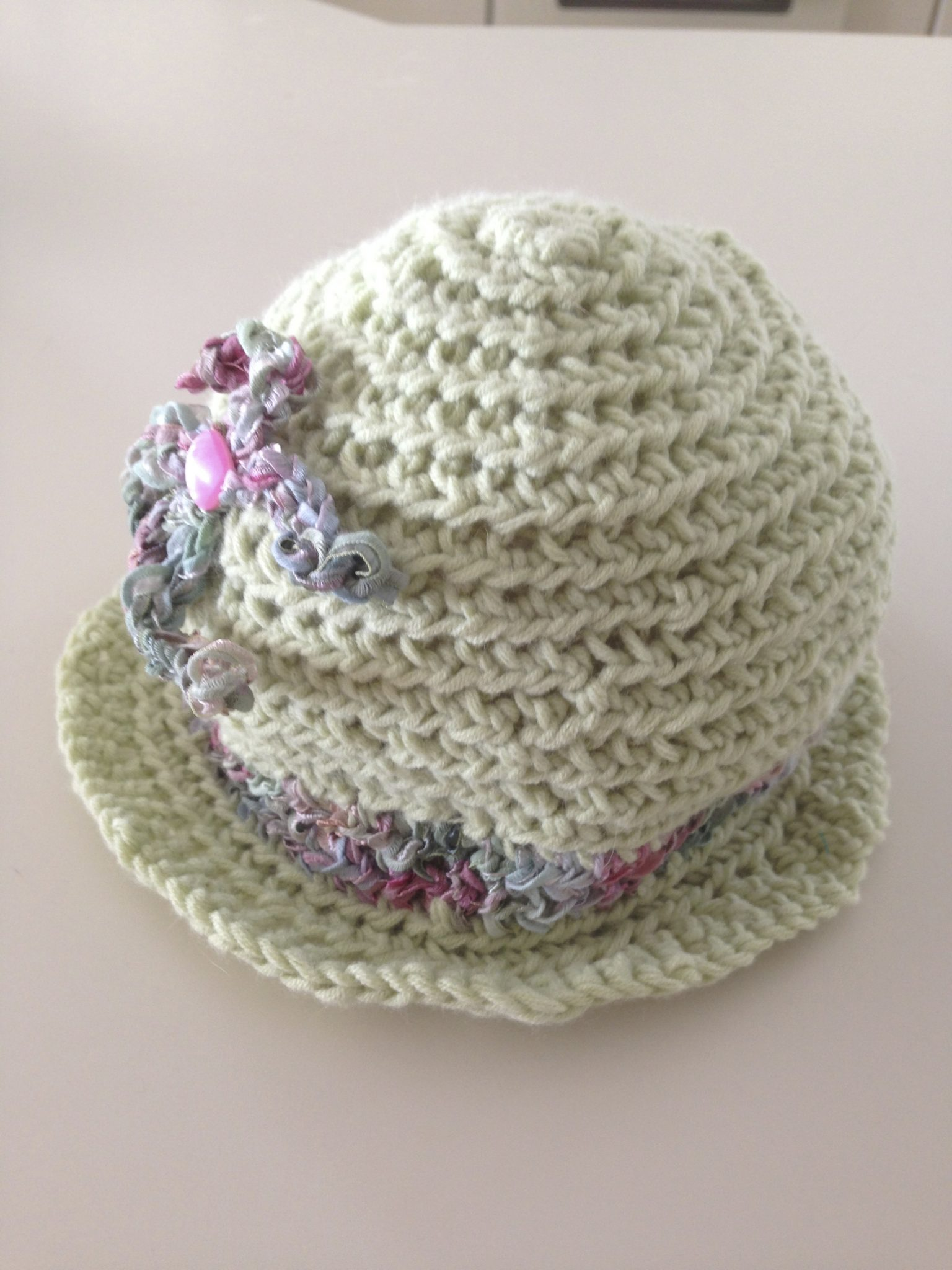 Introduction to Crochet ll with Lyn Harris