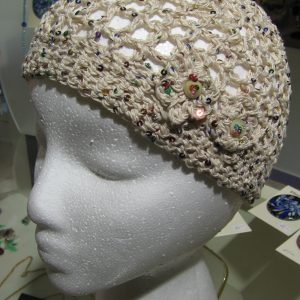 Crochet Using Other Materials with Lyn Harris