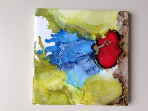 Exploring Alcohol Ink for Jewelry-Making with Lyn Harris