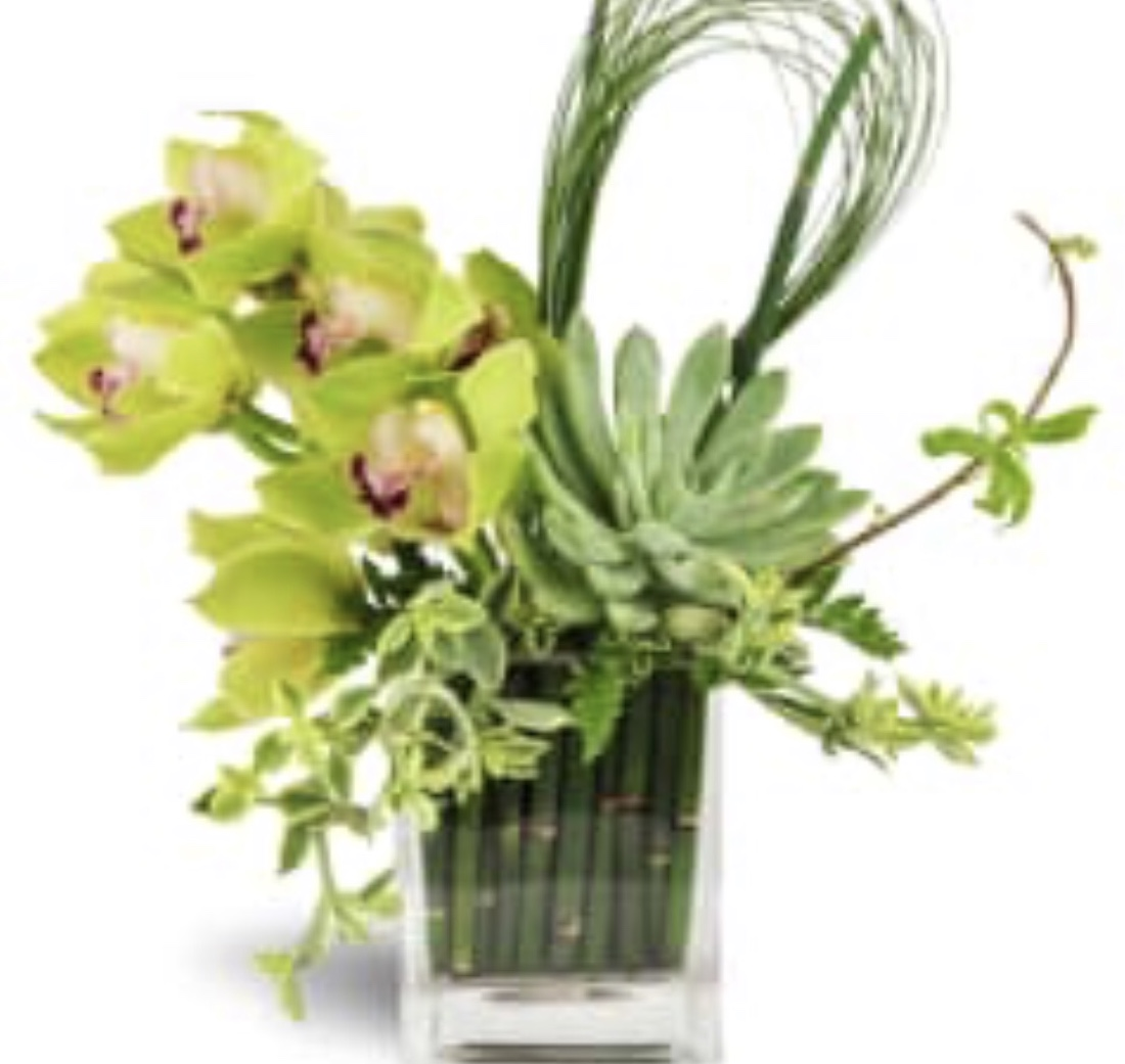 Modern Floral Design with Angela Tully