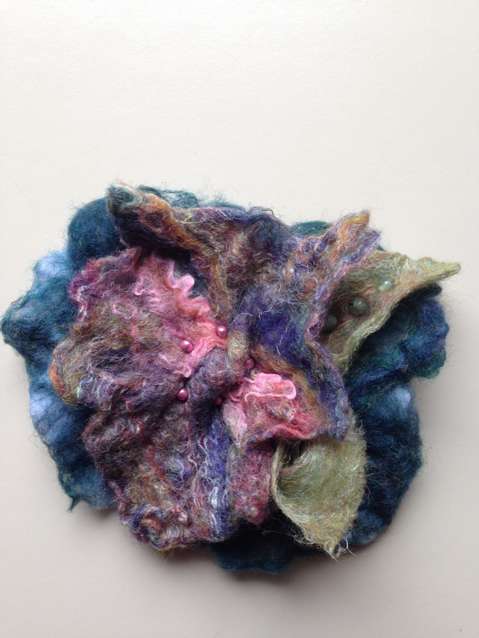 Fabulous Felted Embellishments with Lyn Harris